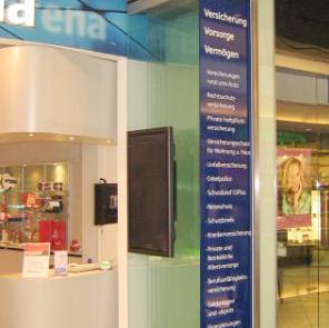 Allianz Arena Bautzen, progetto realizzato con sistemi scorrevoli in vetro casma