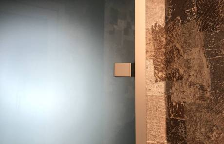 41al accessori per partizioni in vetro temprato