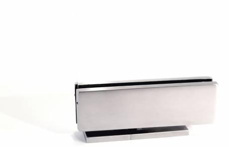 Frenum cerniera idraulica per porte in vetro