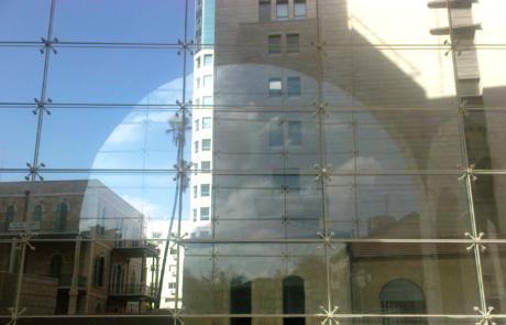 Jerusalem of gold - progetto realizzato con accessori per vetro Casma