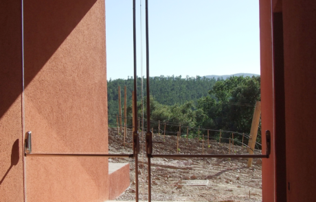 rocca-di-frassinello progetto realizzato con accessori per vetro Casma