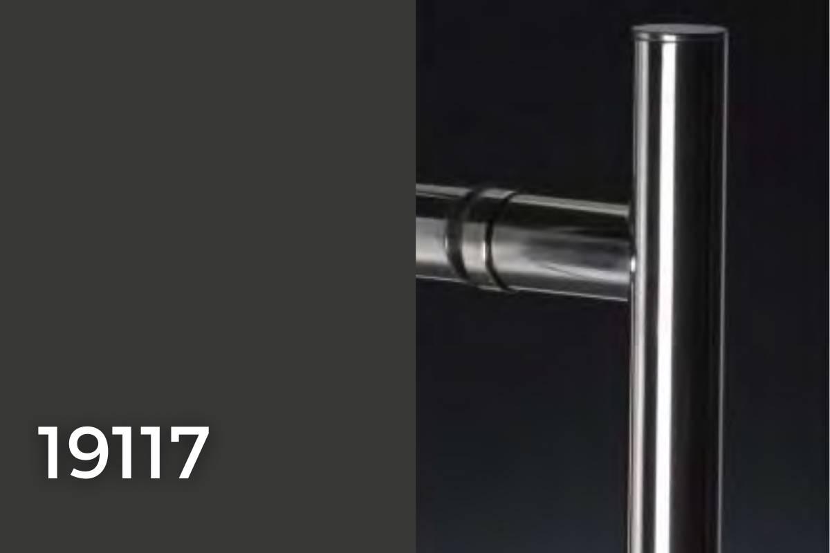 19117 maniglione per porte in vetro