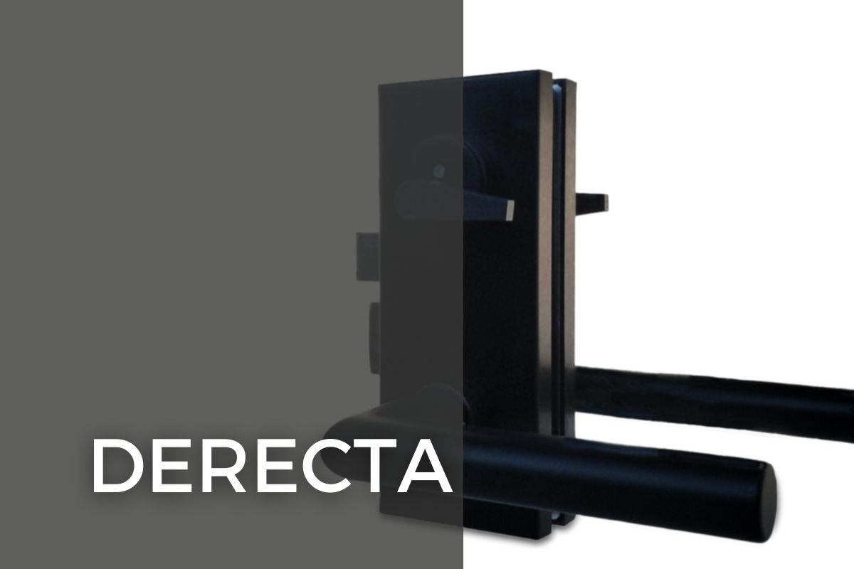 Derecta serratura verticale